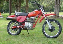 Miraculous Honda Xr80 History Specs Pictures Cyclechaos Inzonedesignstudio Interior Chair Design Inzonedesignstudiocom